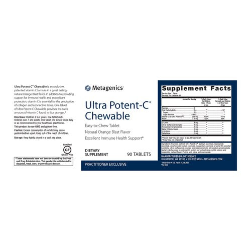 Ultra Potent-C® Chewable