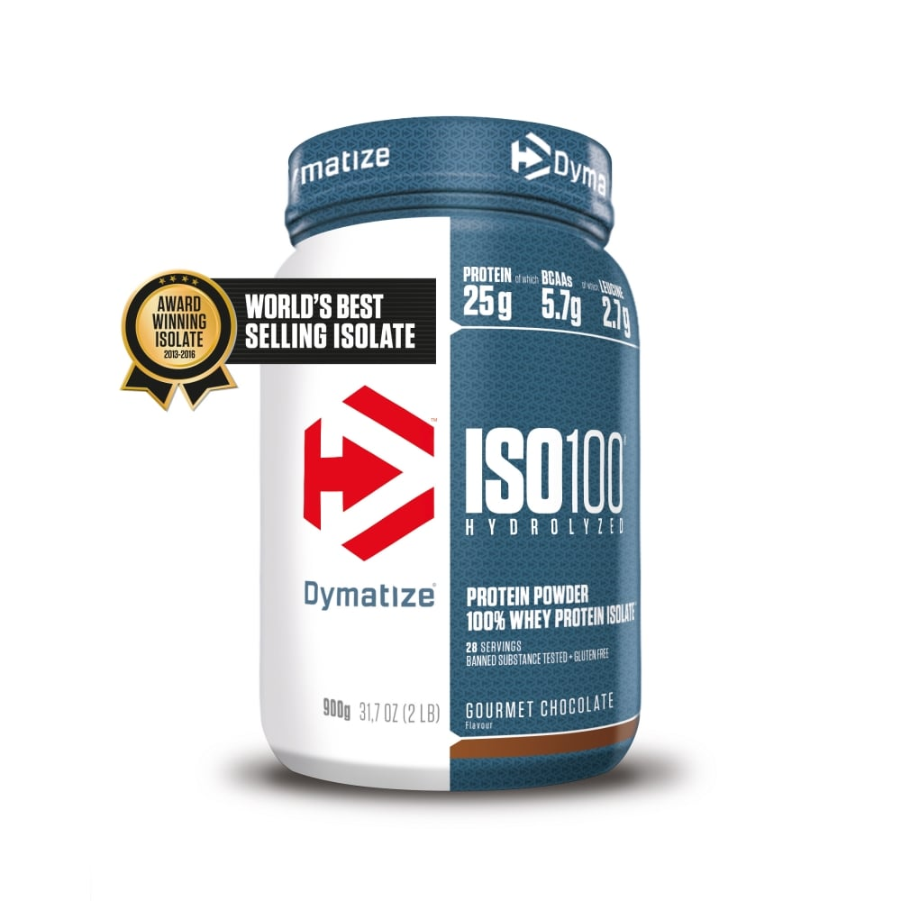 Dymatize ISO 100 Hydrolyzed Whey Protein Isolate 900G