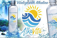 Load image into Gallery viewer, AlkaVita Alkaline Spring Water