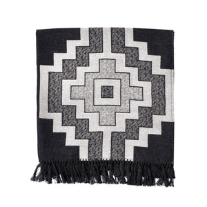 Stick & Ball Pampa Throw - Charcoal