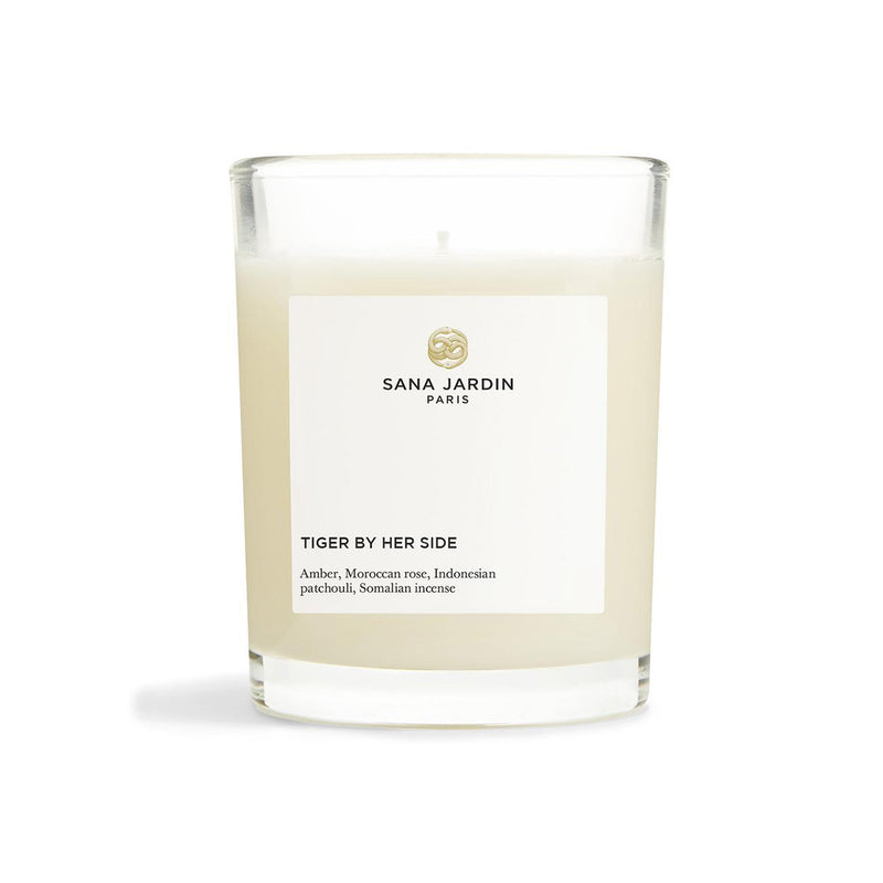 Tiger By Her Side Scented Candle - Sana Jardin