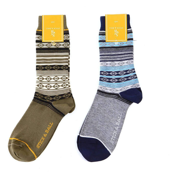Men's Pampa Dress Socks