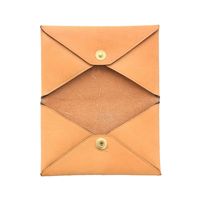 Envelope Card Holder - Tan