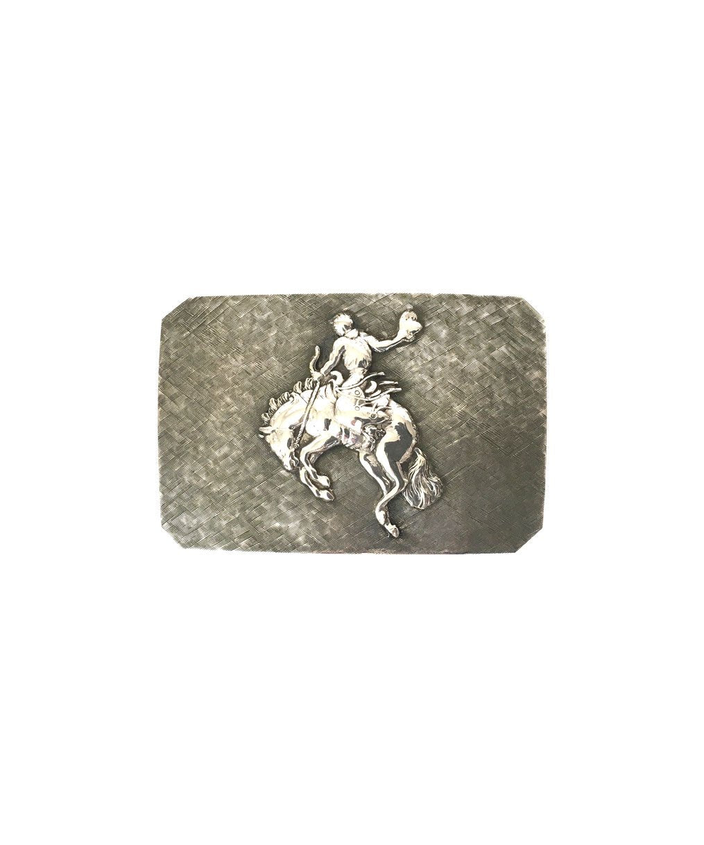 Belt Buckle - Bronco