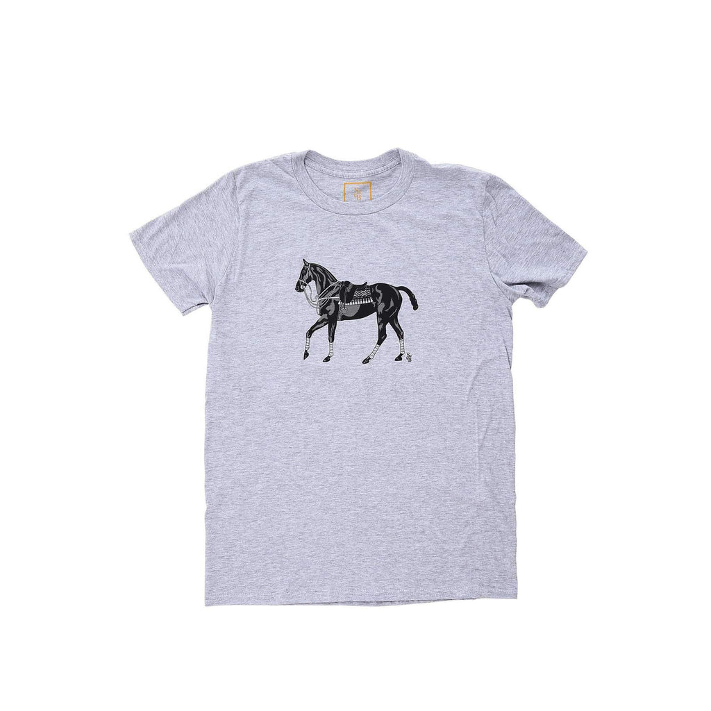 Polo Pony T-shirt  - Men's Gray