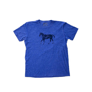 Polo Pony T-shirt  - Men's Blue