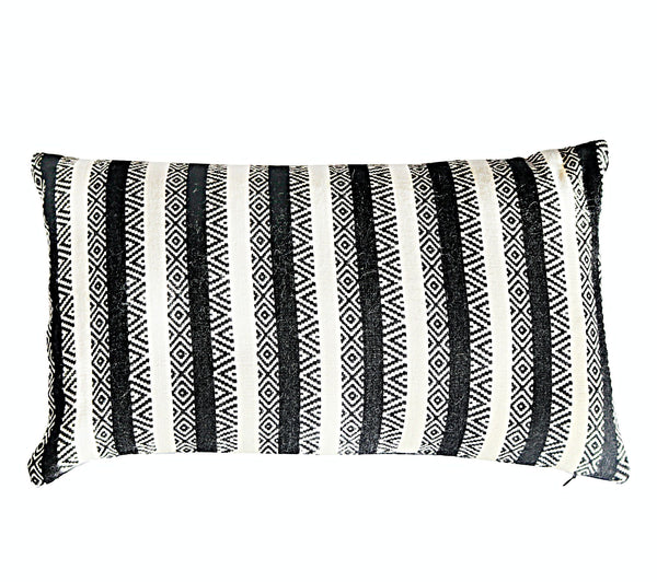 Diamond Stripe Pillow