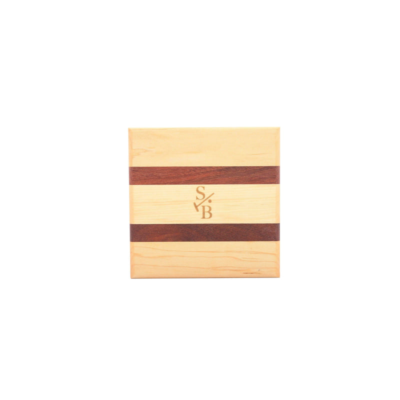 Small Cheese Board - Stick & Ball Logo