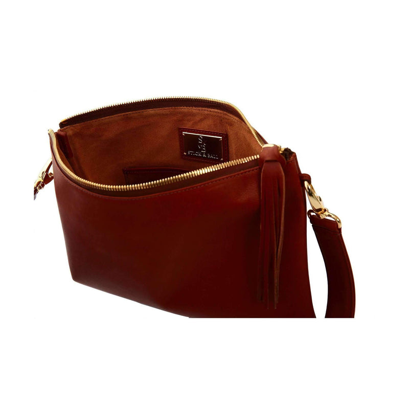 Brown Indio crossbody bag