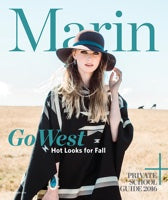 Marin Magazine September 2016
