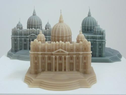 St Peter's Basilica Candle