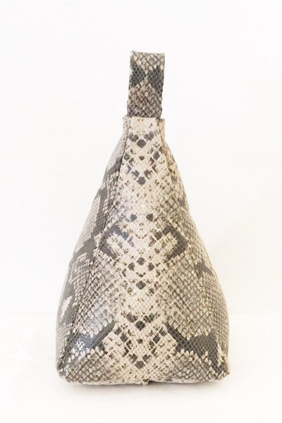 Designer Door Stop - Grey Snake