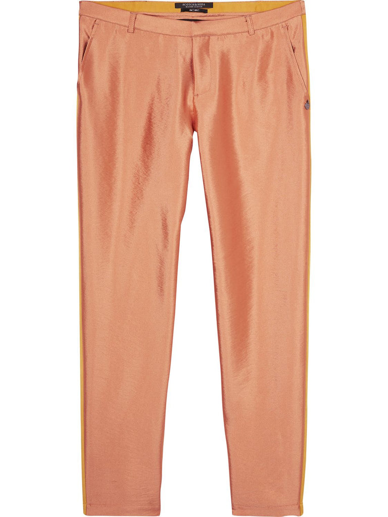 Grosgrain Tailored Pants - Desert Rose