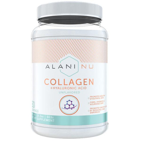 ALANINU Collagen + Hyaluronic Acid