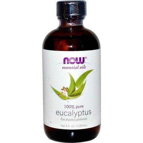 NOW Essential Oils - Eucalyptus 118ml