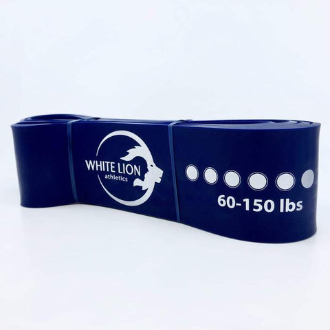 White Lion RT Band Blue - 60-150lbs