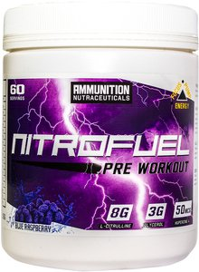 Nutraceuticals Nitro-Fuel