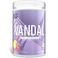 VNDL Project - Pre Workout