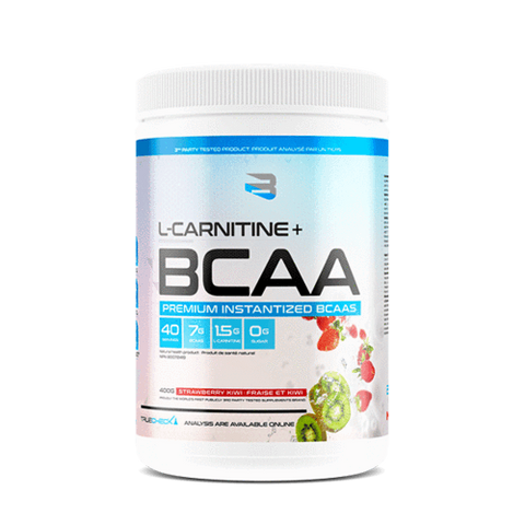 Believe Supplements BCAA + L-Carnitine