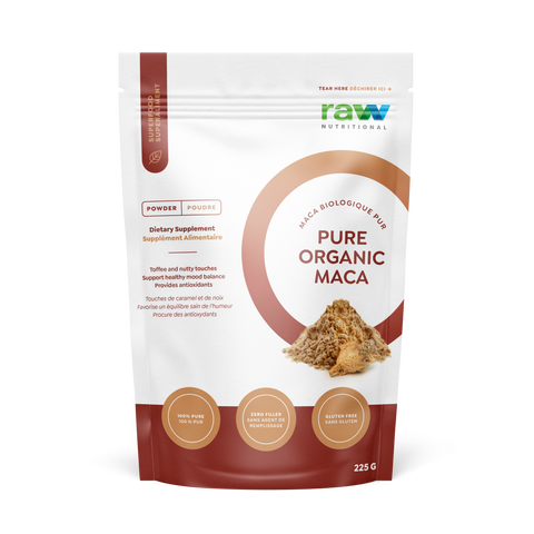 Raw Nutritional - Pure Organic MACA Powder