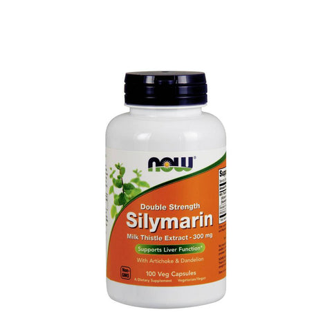 NOW Silymarin Milk Thistle