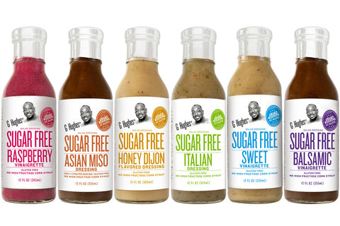 G Hughes - Salad Dressings