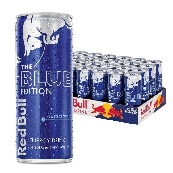 RED BULL Blue Edition 0,25l (24 Tray)