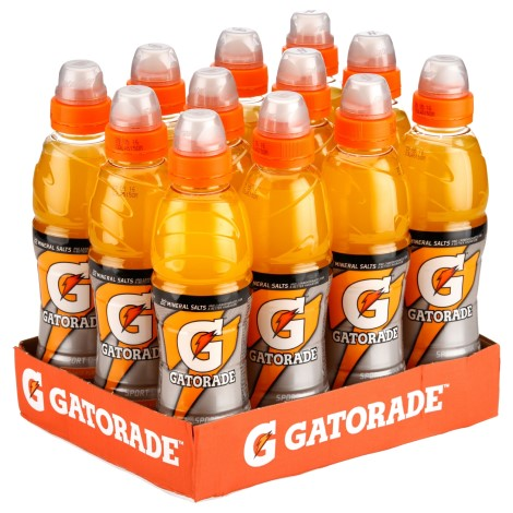 GATORADE ORANGE 0,5l (12Tray)