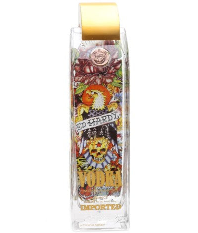 ED HARDY VODKA 1,0l (1 Flasche), Extrem - LIMITED