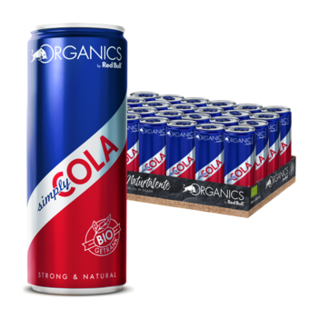 RED BULL COLA 0,25l (24 Tray)