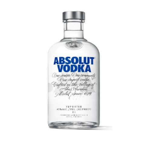ABSOLUT VODKA 3 LT (1Flasche)