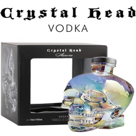 CRYSTAL HEAD AURORA 0,7 (1 Flasche), LIMITED
