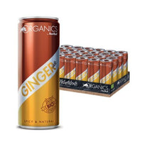 RED BULL Ginger Ale 0,25l (24 Tray)