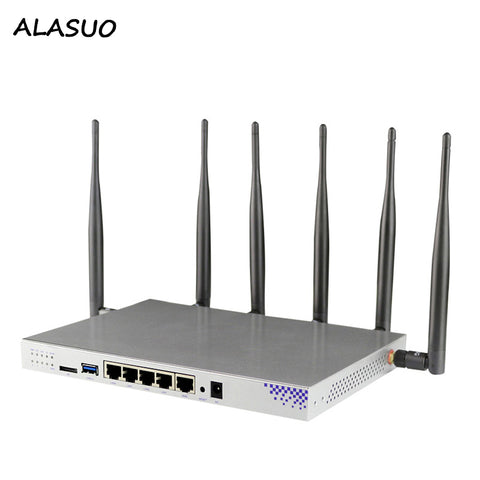 Home / Industry / Office Wifi Router 4G Modem Usb 3.0 Wireless Router 2.4/5 Ghz Wifi Repeater Gigabit Router Openwrt System