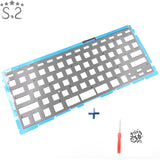 "Laptop Keyboard Backlight Patch For Mac For Macbook Pro Retina 15"" A1398 2012-2014"