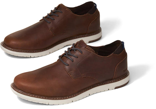 Navi Leather Oxford