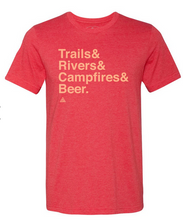 Load image into Gallery viewer, Trailhead Tee