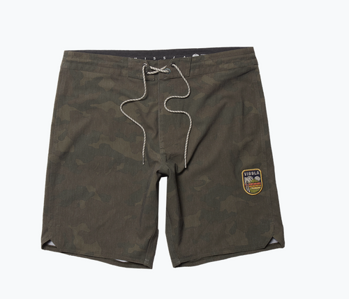 Solid Sets Boardshort
