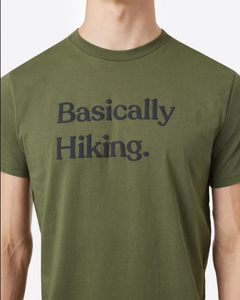 Basically Hiking T-Shirt