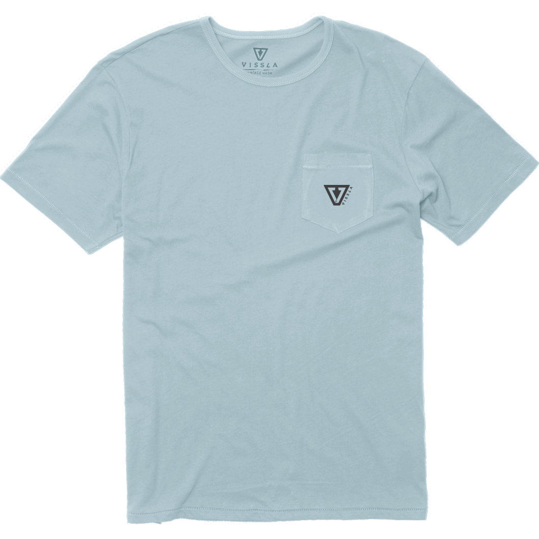 Established Organic Pocket Tee