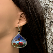 Load image into Gallery viewer, Hummingbird Earings