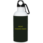 Claymore 20 oz. Stainless Steel Water Bottle accessories