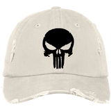 Punisher Distressed Dad Cap accessories
