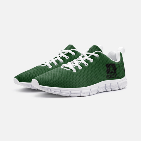 12B Green Unisex Lightweight Sneaker Athletic Sneakers accessories
