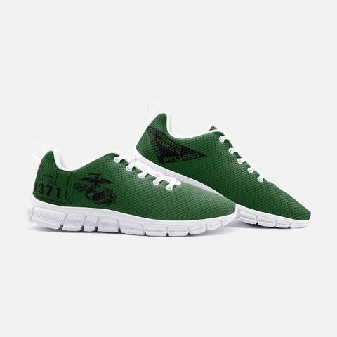 1371 Green Unisex Lightweight Sneaker Athletic Sneakers accessories