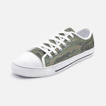 Breach or Bypass Tiger Camo Unisex Low Top Canvas Shoes accessories