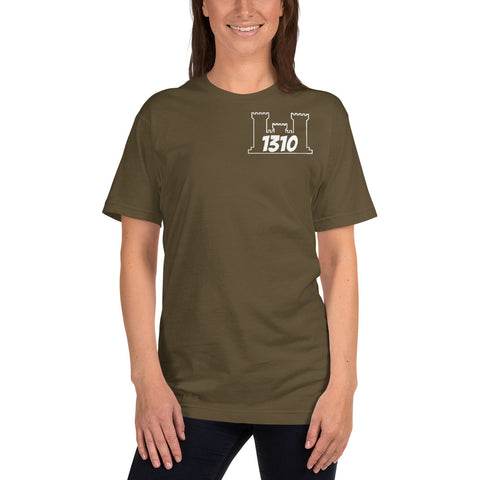 1310 T-Shirt Engineer Military