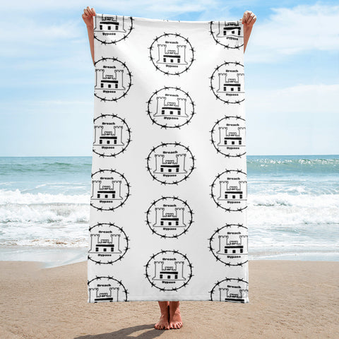 BorB Towel all over print accessories