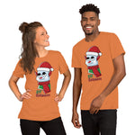 Elf Esteem Short-Sleeve Unisex T-Shirt funny
