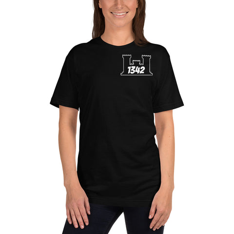 1342 T-Shirt Engineer Military